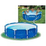 alquiler piscina desmontable