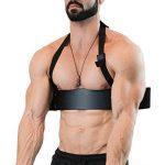 ejercicios biceps sin material