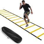 escalera de agilidad ejercicios