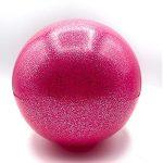 pelota amaya purpurina