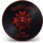 disco vinilo rojo