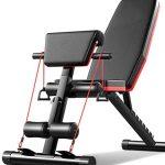 ejercicios de musculacion con pesas
