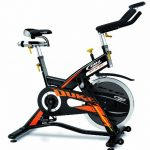 bicicleta spinning bh duke h925
