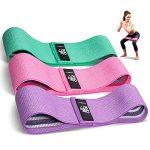 ejercicios bandas elasticas piernas y gluteos