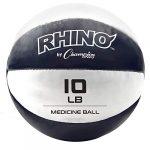 ejercicios con balon medicinal grande