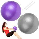 ejercicios con gym ball