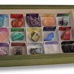 caja minerales