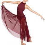 vestuario danza contemporanea