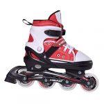 cuando hay que rotar las ruedas de los patines