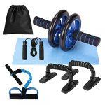 ejercicios para hacer en casa con pesas