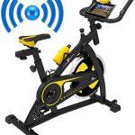 bicicleta eliptica o bicicleta spinning