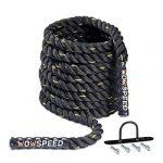 battle rope beneficios