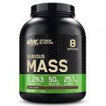 batidos para aumentar masa muscular