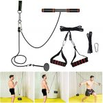 ejercicios con cuerda de entrenamiento