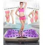 ejercicios para abdomen maquina vibratoria