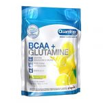 bcaa glutamina quamtrax
