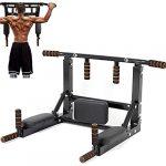 barras workout
