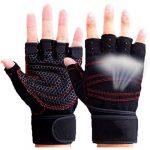guantes levantamiento de pesas