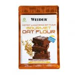 harina de avena sabor brownie